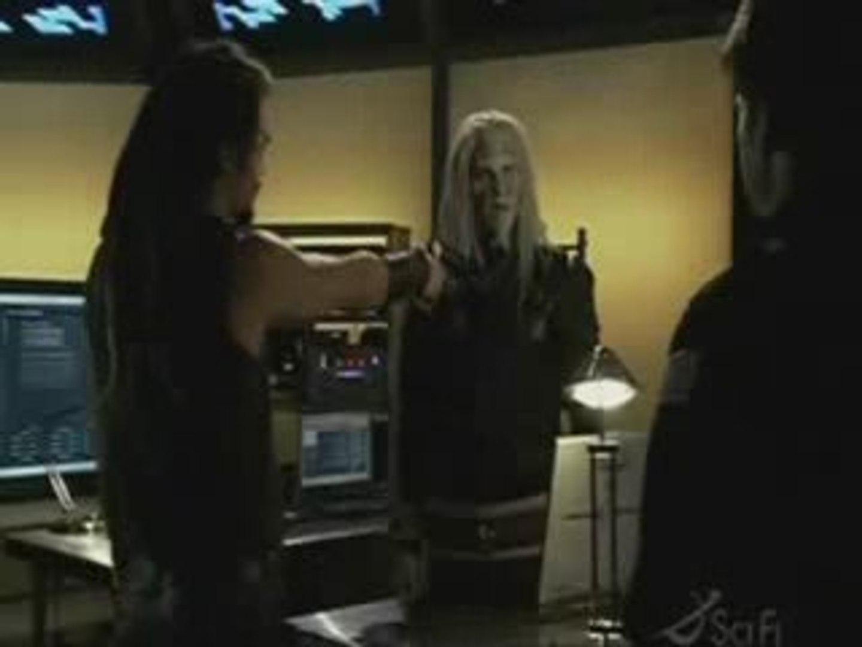 Tribute To Todd The Wraith Stargate Atlantis Video Dailymotion