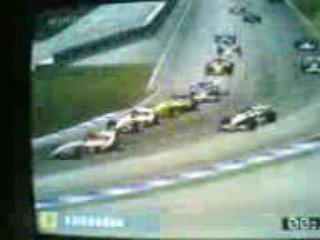 Formula One 2003 ps2 Raikkonen tonneau