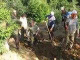 Erbaa Karaağaç Köyü Su Yolu Çalışması-1