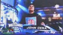 WWE SmackDown vs. Raw 2010 : Entrée John Cena - Randy Orton