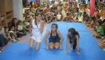 Bagnères de Bigorre, fête au centre de loisirs André Mailles