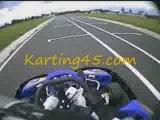 1 tour de piste Karting 45