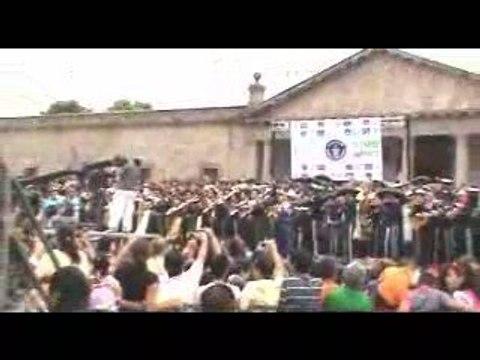 Record Guiness 549 Mariachis en Guadalajara