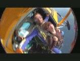 Saut en parachute de Chouchou