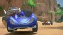 Sonic & Sega All-Stars Racing - E3 2009 : Super Sega Kart