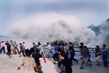 tsunami incroyable !!! islam