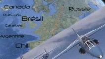 Tournée 2009 de la Patrouille de France - Etape 1