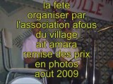 AIT AMARA  mon village en fete  (photos  aout 2009)