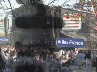 Dailymotion à Rock en Seine