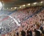 Ambiance Parc des Princes (PSG - Monaco 38ème journée)