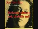 Selva Erdener - Sen Sen Sen