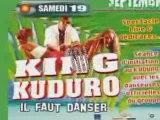 BANDE ANNONCE - KING KUDURO le 19 SEPTEMBRE à L'ARC EN CIEL
