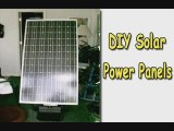 DIY Solar Power Panels-Cheapest DIY Solar Power Panels