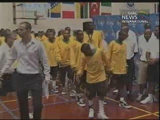 NBA: Basketball without borders