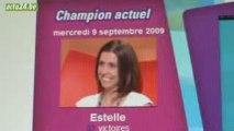 Arlon - Estelle Reter la championne chez Naguy