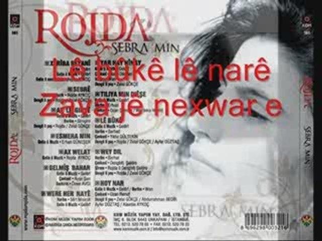 Rojda - Le buke (mariée)