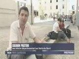 France 3 Pays gardois 21-08-09, Journées d'Eté Verts Nîmes