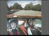 Paul dans une Porsche GT3 RS 4 (415 CV)