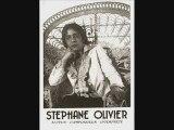 UN ETE SANS TON AMOUR..STEPHANE OLIVIER..auteur compositeur