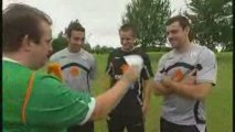 Irish Soccer Players in footballing counties quiz