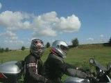 sortie moto Maroilles Chimay par haveluy air modeles