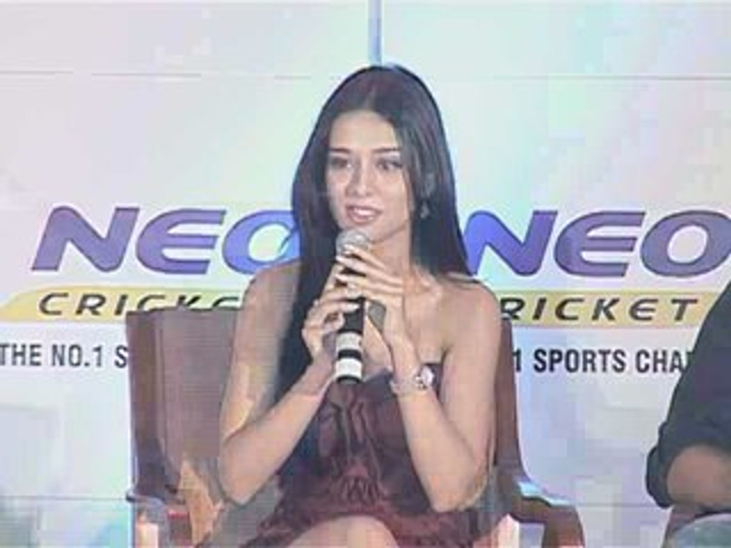 Amrita Raos NEO Sports Press conference