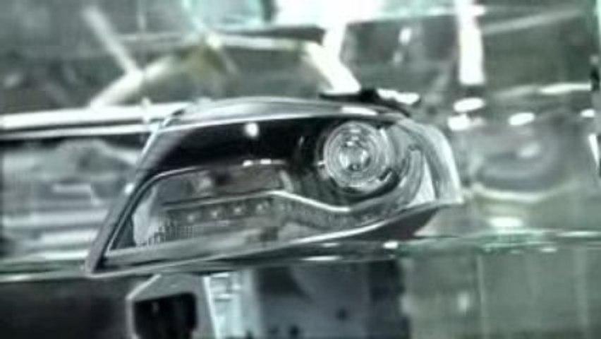 Audi A4 2.0 TDI: Intelligently Combined.