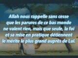fr-islam la vie est éphémere