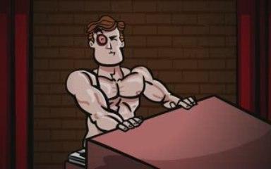 26 El músculo más fuerte