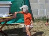 Août 09, je bricole la cabane au fond du jardin