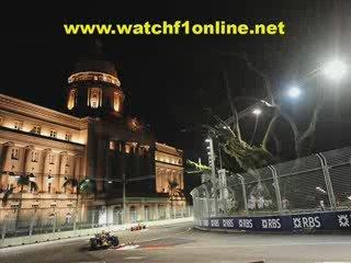 watch formula one singapore 2009 qualifying