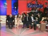 Kaya Yanar ve Fatma Bulut Beyaz Show'da helyum gazi çekerken