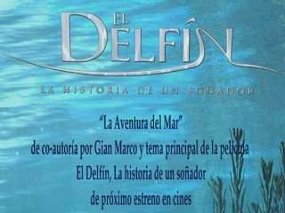 Presentación del Video Clip del tema principal de EL DELFIN,