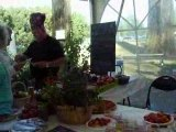 Expo de l'asso Jardins de Tomates