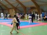 chanpionne  de karate nord pas de calais, flandre artois