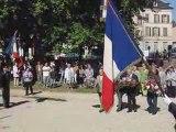 65° anniversaire de la libération par Pierre MAGES