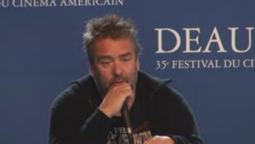 LUC BESSON THE COVE CONFERENCE