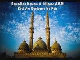 Chant Ramadhan 2009 Sherifa Fadel  Walla-Lisa-Badry