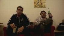 Luciano et Santouki Interview les paillasses