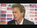 Belenenses 0-4 Benfica (Liga Sagres 2009-2010) Reacções