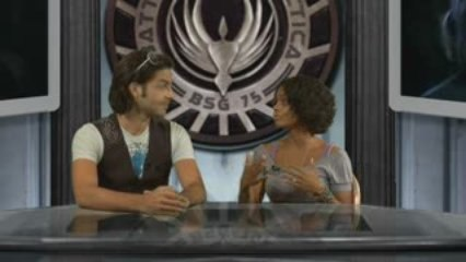 BSGcast: Interview with Kandyse McClure