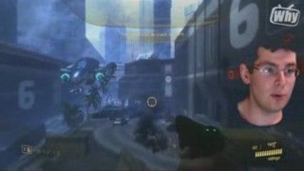 Halo 3 ODST sur Xbox 360