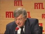 """Suicides - le PDG de France Telecom sur RTL: """"Un petit choc"""""""