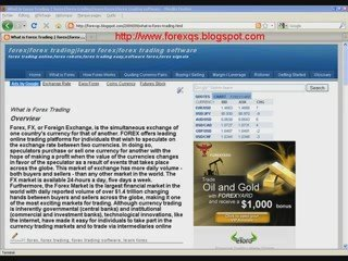 What is Forex Trading forex,forex trading,learn forex,forex