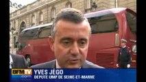 Nicolas Sarkozy recadre les députés UMP