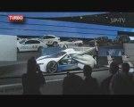 BMW EfficientDynamics VISION Concept au Salon de Francfort