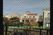 Detalles de instalacion de red en balcon frances en Olivos