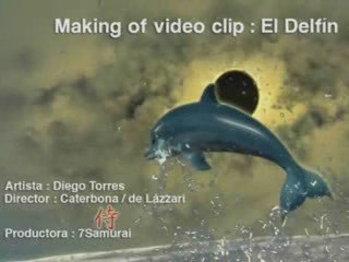 Makinng of El Delfin