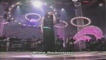 WHERE THE BOYS ARE.   Nishida Hikaru  西田ひかる