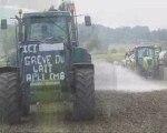 Les producteurs de lait épandent 720 000 l de lait